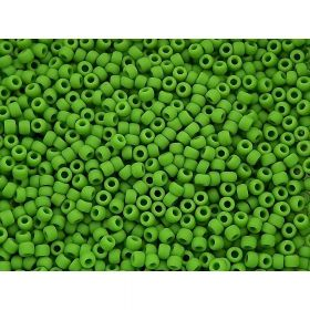TOHO™ / Round 11/0 / Opaque Frosted / Mint Green / 10g / ~ 1100 pcs