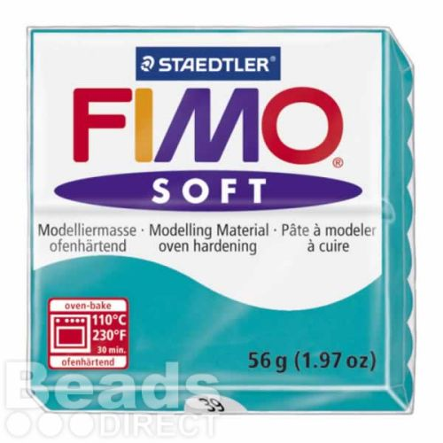 Staedtler Fimo Soft Polymer Clay Peppermint 56g (1.97oz)