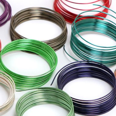 8 sizes to choose from HIGH Quality JEWELLERY WIRE COPPER craft Wire