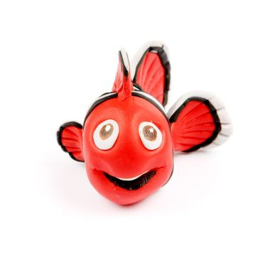 Fimo Clown Fish