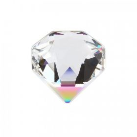 4928 Swarovski Crystal Tilt Fancy Chaton 12mm Crystal Vitrail Med 2 VZ F Pk1