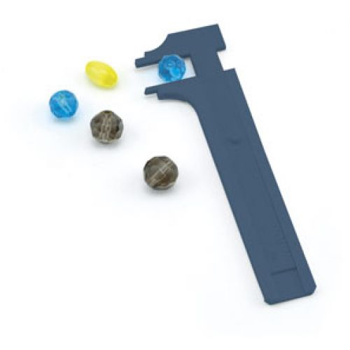 X Beadalon Econo Sliding Bead Gauge 80mm Pk1