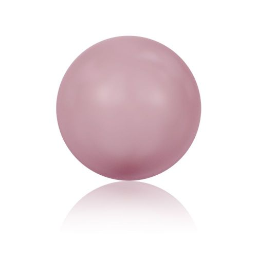5810 Swarovski Glass Pearls 8mm Powder Rose Pk25