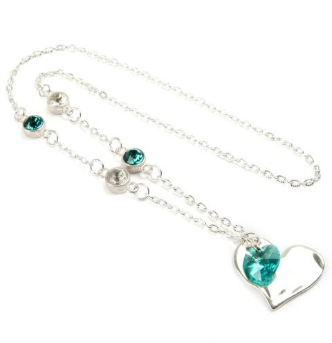 Belle Silver Necklace