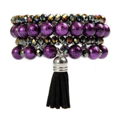 Purple Regale Bracelets