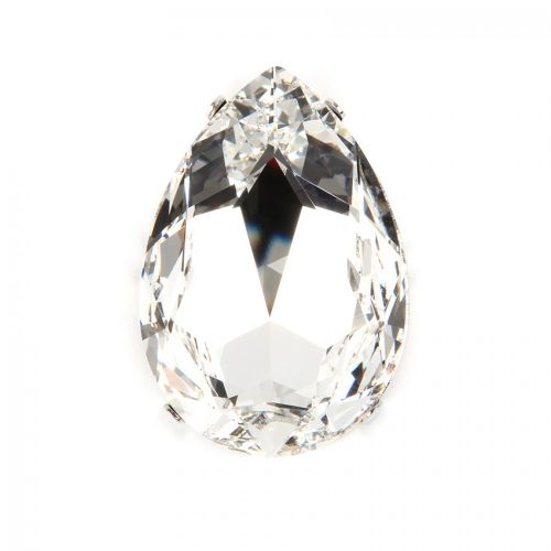 4327 Swarovski Crystal Drop & Setting 27x40mm Crystal Pk1