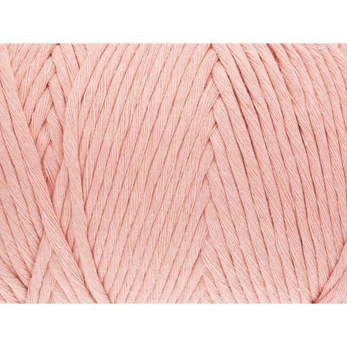 YarnArt ™ Macrame Twisted / cord / 60% cotton, 40% viscose and polyester / colour 767 / 500g / 210m