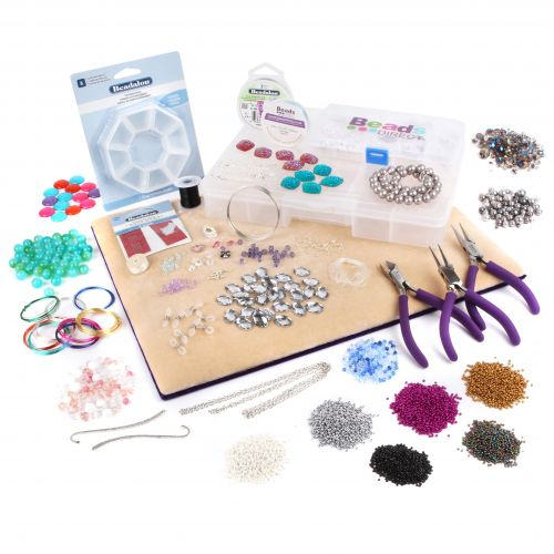 Beads Direct Deluxe Jewellery Making Starter Kit