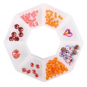 Flame - Bead Selection in Storage Ring with Swarovski