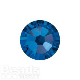 2088 Swarovski Crystal Flat Backs Non HF 4mm SS16 Capri Blue F Pk1440