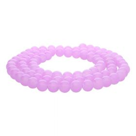 MIST ™ / round / 6mm / heather / 135pcs