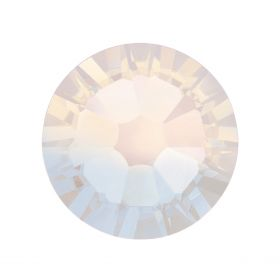 2088 Swarovski Crystal Flat Backs Non HF SS34 7mm White Opal F Pk144