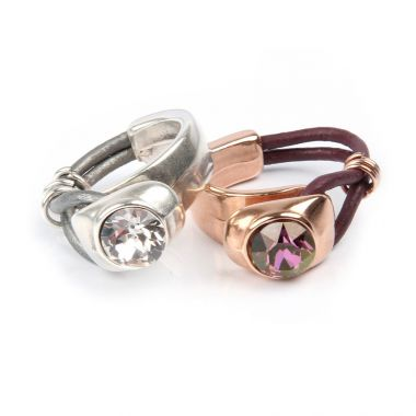 'Lumiere' Rings