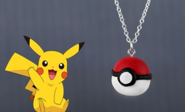 HOW TO MAKE: Pokéball Pendants