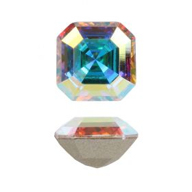 4480 Swarovski Crystal Imperial Fancy Stone 10mm Crystal AB F Pk1