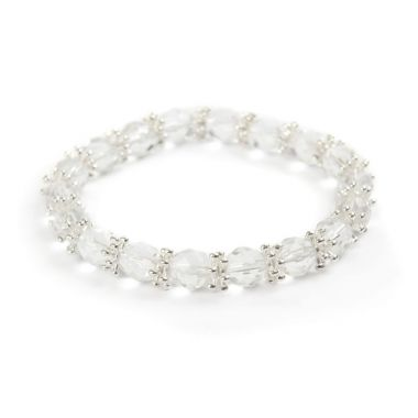 Crystal 925 Chamapgne Bubble Bracelet