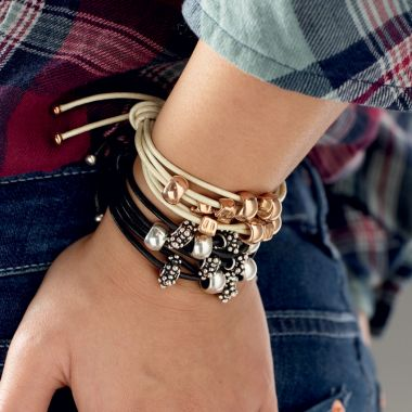 Wrap and Knot Bracelet