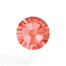 2088 Swarovski Crystal Flat Backs Non HF 4mm SS16 Padparadscha F Pk1440