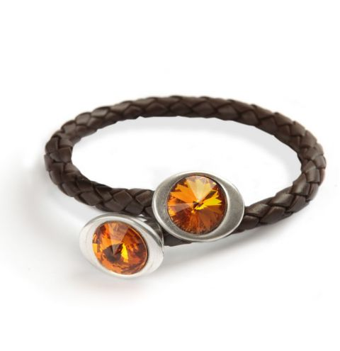 Brown Twilight Bracelet