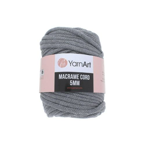 YarnArt ™ Macrame Cord 5mm / 60% cotton, 40% viscose and polyester / colour 774 / 500g / 85m