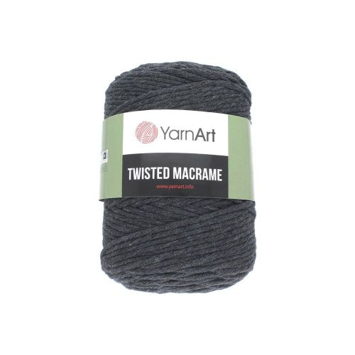 YarnArt ™ Macrame Twisted / cord / 60% cotton, 40% viscose and polyester / colour 790 / 500g / 210m