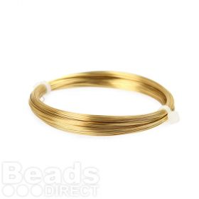 Brass Craft Wire 0.40mm 20metre Coil