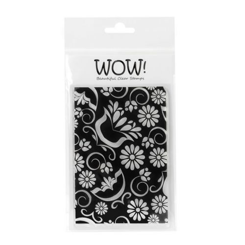 Wow Clear Stamp Set - Flowers Sold Individually