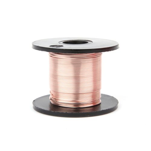 Rose Gold Coloured Copper Craft Wire 0.50mm 25metre Reel
