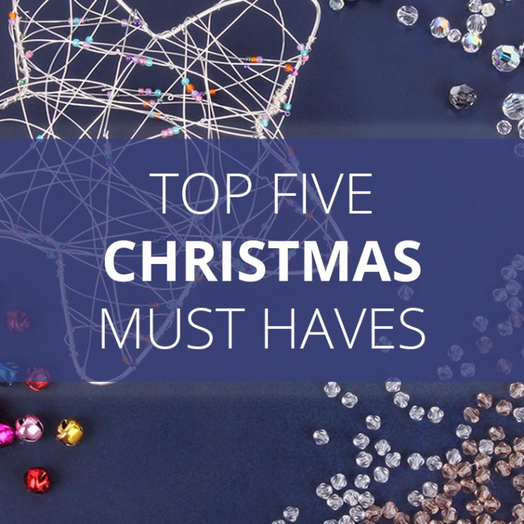 Top Five Christmas Gift Guide
