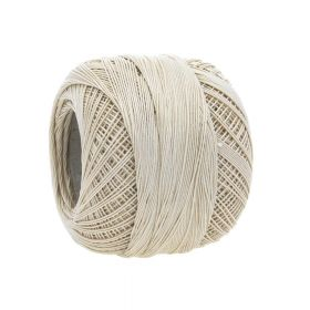 YarnArt ™ / Canarias twist / 100% Cotton / mercerized / color 4660  / cream / 20g / 203m