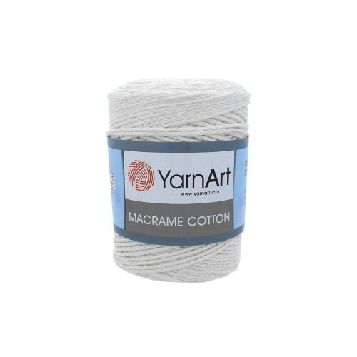 YarnArt ™ Macrame Cotton / cord / 85% cotton, 15% polyester / colour 752 / 2mm / 250g / 225m