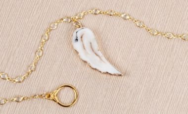 Angel Whispers Necklace | Mini-Make