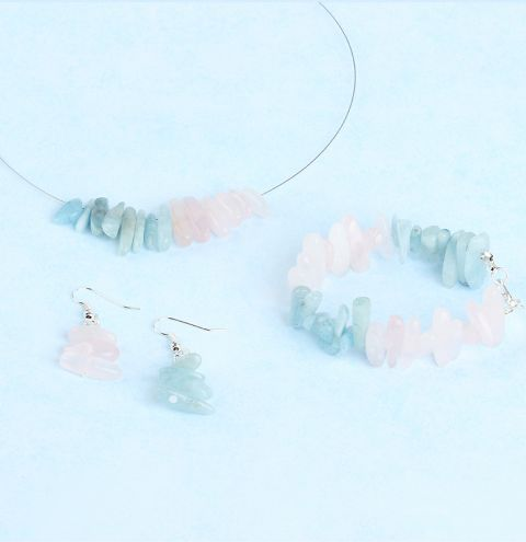 Morning Haze Jewellery Set