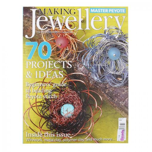 X-Making Jewellery Magazine Issue 116 March 2018