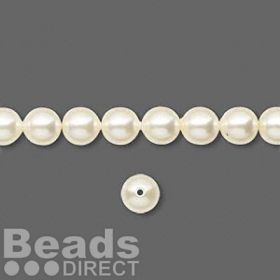 5810 Swarovski Glass Pearls 6mm Cream Pk50