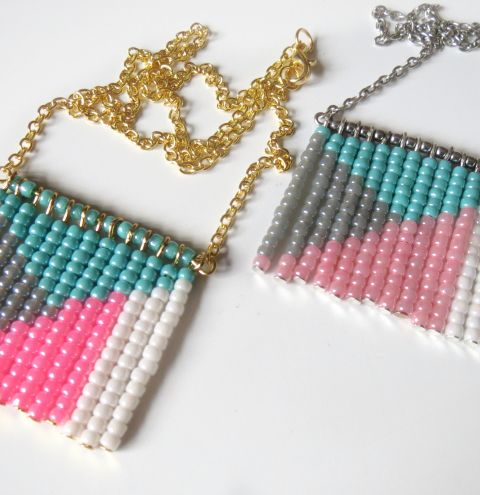 How to make beaded jewellery – DIY jewellery for beginners
