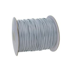 Coated twine / 3.0mm / grey / 40m