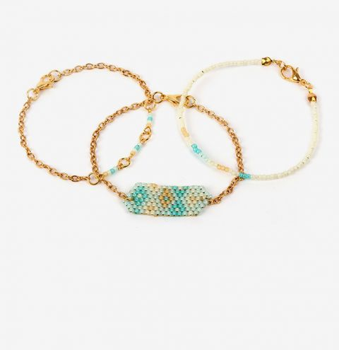 Pocahontas Peyote Bracelets | Take a Make Break