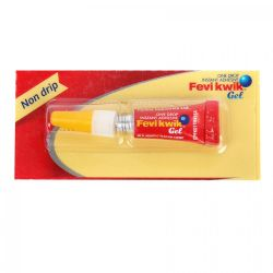 Fevi Kwik One Drop Instant Adhesive/Glue 1g Tube