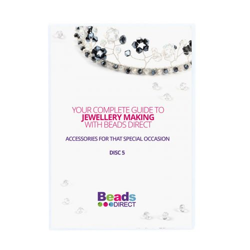 Beads Direct CD-ROM 5 Accessories for that Special Occasion