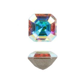 4480 Swarovski Crystal Imperial Fancy Stone 6mm Crystal AB F Pk2