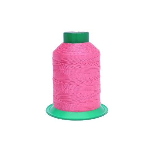 Thread / 100% polyester / 0.6mm / candy pink / 500m