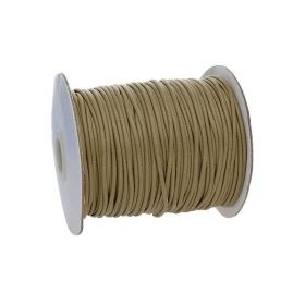 Coated twine / 2.0mm / beige / 80m