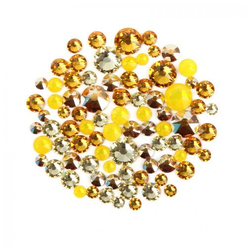 2078 Swarovski Crystal Hotfix Yellow Mix 5g
