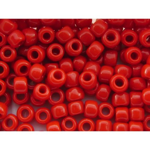 TOHO ™ / Round 6/0 / Opaque / Pepper Red / 10g / ~ 160pcs