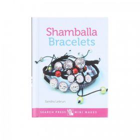 Mini Makes Shamballa Bracelets by Sandra Lebrun