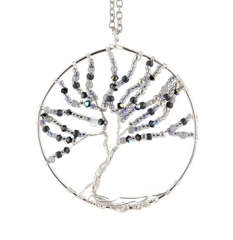 Tree of Life Pendant Video Tutorial