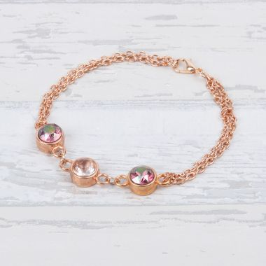 Crystal Berry Bracelet