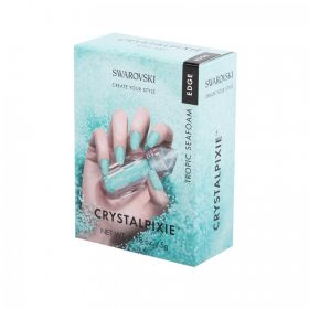 Swarovski CrystalPixie Edge Nails 'Tropical Seafoam' 5g