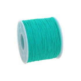 Macrame ™ / Macrame cord / nylon / 0.6mm / sea / 135m